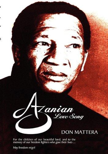 Azanian Love Song 9780620394864