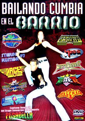 MVD-Bailando Cumbia En El Barr