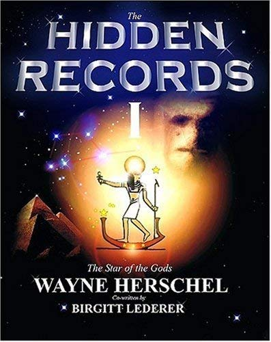 The Hidden Records: The Star of the Gods 9780620308861