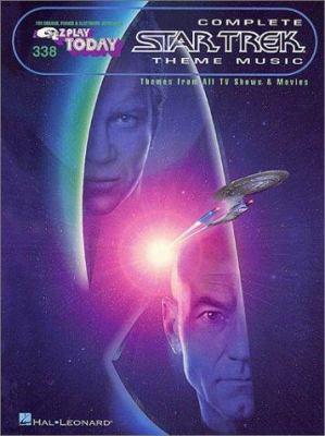 338. Complete Star Trek Theme Music