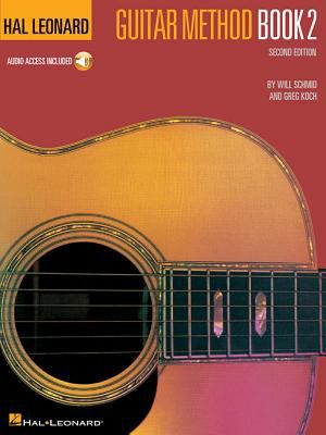 Hal Leonard Guitar Method Book 2: Book/CD Pack [With CD]