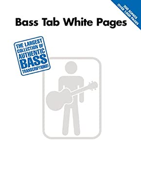 Bass Tab White Pages 9780634033261