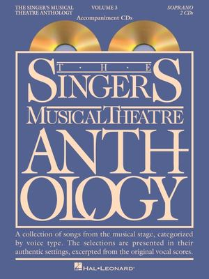 The Singer's Musical Theatre Anthology - Volume 3 9780634060137