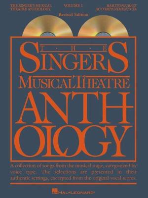 The Singer's Musical Theatre Anthology - Volume 1 9780634060205