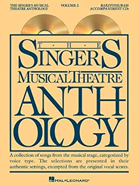 The Singer's Musical Theatre Anthology - Volume 2 9780634061868