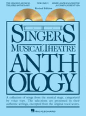 The Singer's Musical Theatre Anthology - Volume 2 9780634062018