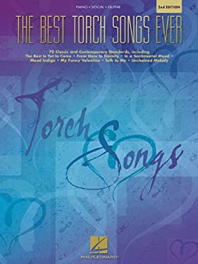 The Best Torch Songs Ever 9780634064142