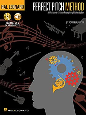 Hal Leonard Perfect Pitch Method: A Musician's Guide to Recognizing Pitches by Ear Book/Online Audio