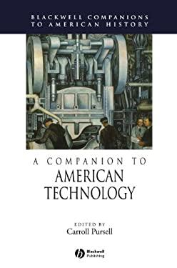 A Companion to American Technology 9780631228448