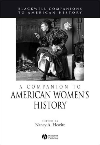 A Companion to American Women's History 9780631212522