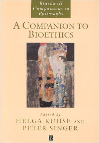 A Companion to Bioethics 9780631230199
