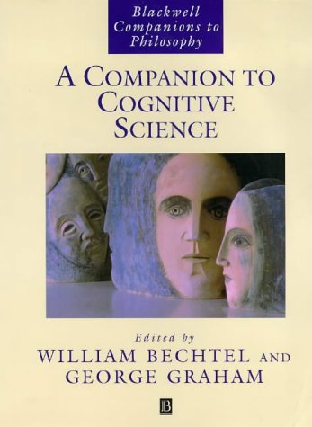 A Companion to Cognitive Science 9780631218517