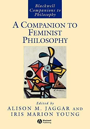 Companion to Feminist Philosop 9780631220671