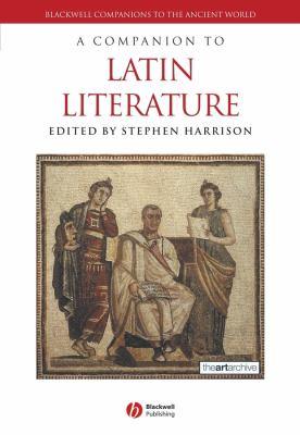 A Companion to Latin Literature 9780631235293