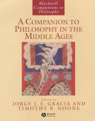 A Companion to Philosophy in the Middle Ages 9780631216735