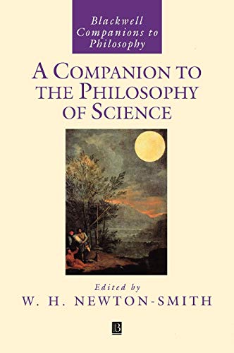 A Companion to the Philosophy of Science 9780631170242