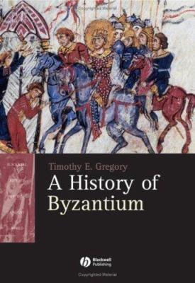 A History of Byzantium 9780631235132