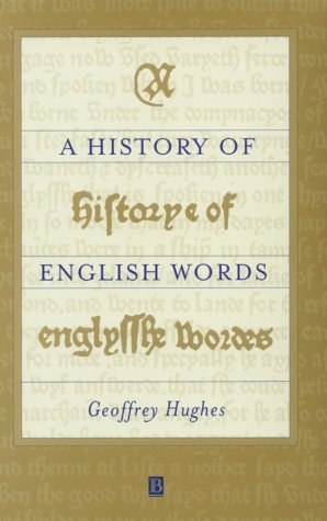 A History of English Words 9780631188551