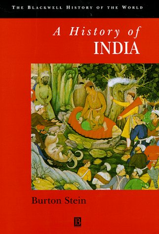 A History of India 9780631205463