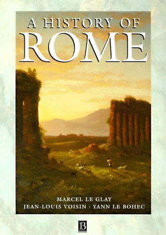 A History of Rome (1st Edition) 9780631194583