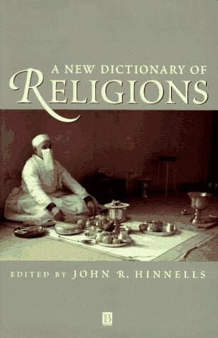 A New Dictionary of Religions 9780631181392
