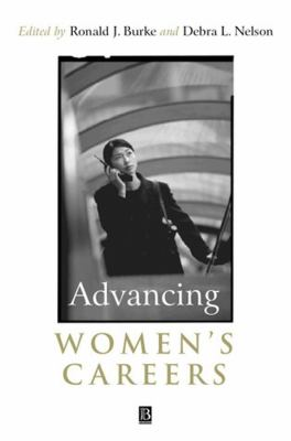 Advancing Women's Careers: Research in Practice 9780631223900