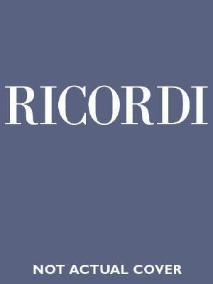 Aida: Opera Completa Per Canto E Pianoforte 9780634070990