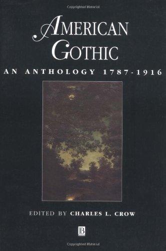 American Gothic 1787-1916 P 9780631206521