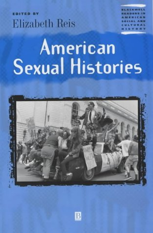 American Sexual Histories 9780631220800