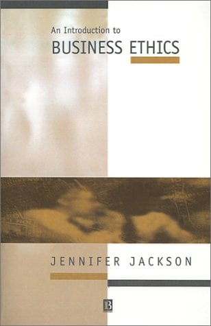An Introduction to Business Ethics 9780631195337