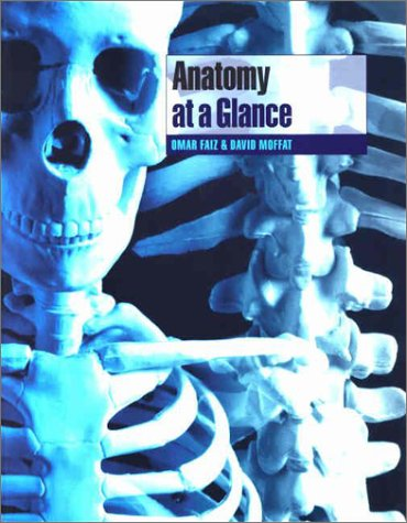 Anatomy at a Glance 9780632059348
