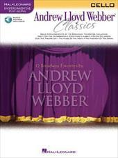 Andrew Lloyd Webber Classics: Cello [With CD (Audio)] 2371224
