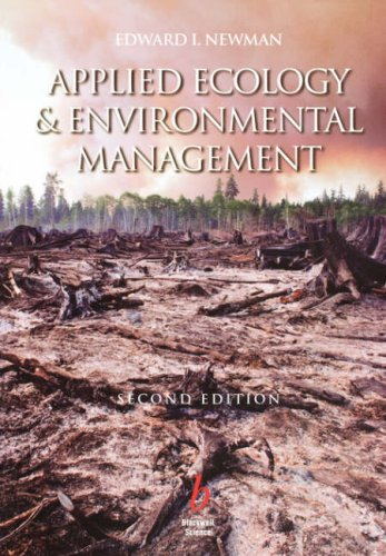 Applied Ecology and Environmen 9780632042654