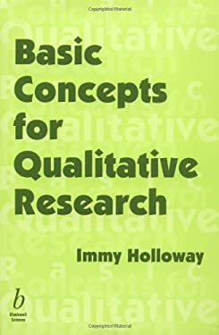Basic Concepts for Qualitative Research 9780632041732