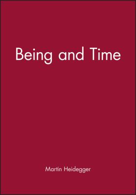 Being and Time 9780631197706