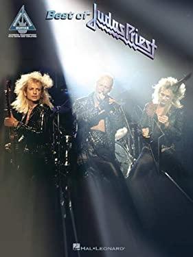 Best of Judas Priest 9780634018817