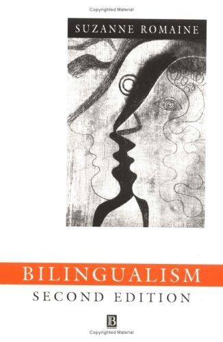 Bilingualism 9780631195399
