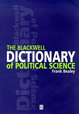 Blackwell Dictionary of Political Science 9780631206941