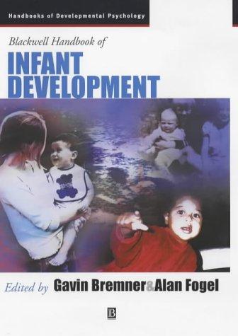 Blackwell Handbook of Infant Development 9780631212348