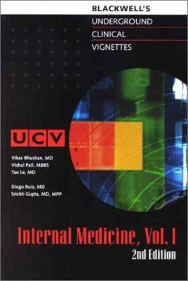 Blackwells Underground Clinical Vignettes - Internal Medici [With 48 Page Color Atlas] 9780632045631