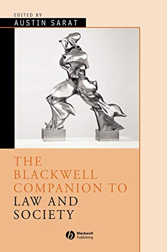 Blkwell Comp Law and Society 9780631228967