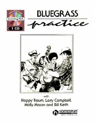 Bluegrass Practice Session [With Book Includes Music]