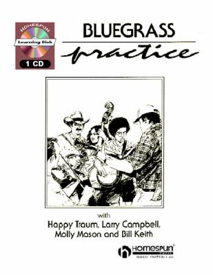 Bluegrass Practice Session [With Book Includes Music] 9780634036729