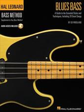 Blues Bass [With CD (Audio)] 2372966