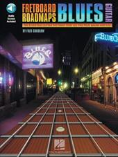 Blues Guitar: The Essential Guitar Patterns That All the Pros Know and Use [With CD] 2366873