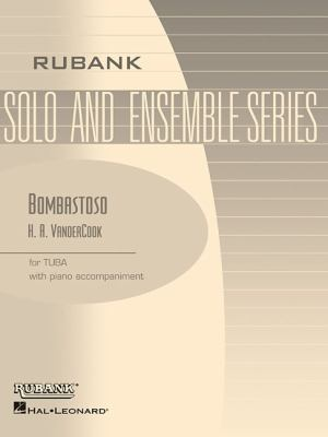 Bombastoso: Caprice: E-Flat or BB-Flat Nass (Tuba-Sousaphone) Solos with Piano Accompaniment 9780634050961