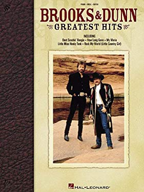 Brooks & Dunn - Greatest Hits 9780634028052