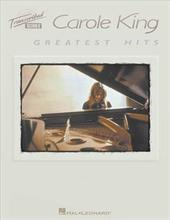 Carole King - Greatest Hits: Transcribed Scores 2367917