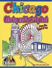 Chicago Coloring & Activity Book 2374492