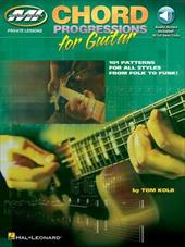 Chord Progressions for Guitar: 101 Patterns for All Styles from Folk to Funk! [With CD (Audio)] 2369427